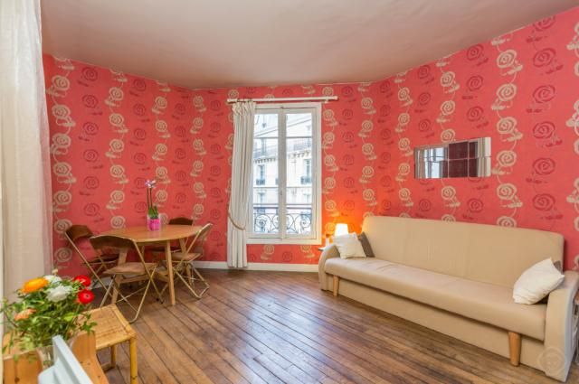 Latin Quarter – Monge Apartment Paris